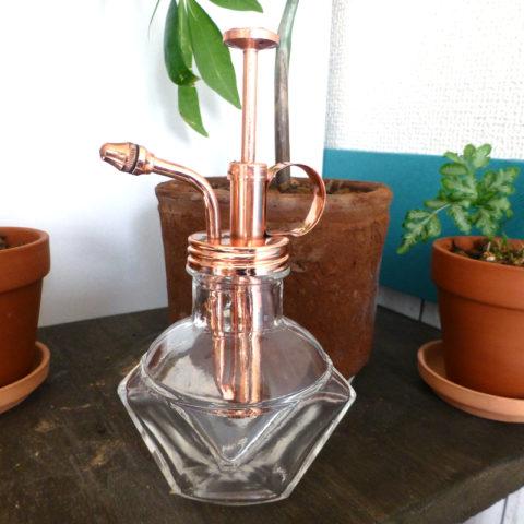 レトロなガラス製噴霧器
